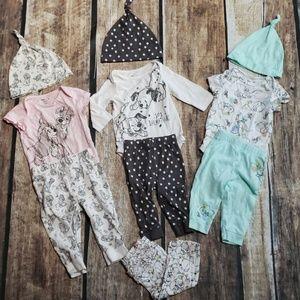 Disney baby bundle